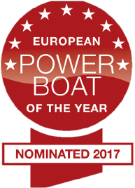 European Powerboat of the year nimnated 2017